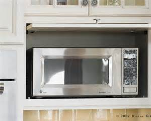 Microwave In Cabinet Microwave Cabinet Design Ideas Pictures Remodel And Decor