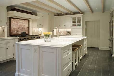 Kitchen Islands Stainless Steel Charcoal Slate Tile Floor Cottage Kitchen Suellen