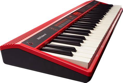 Keyboard Roland 3 Jutaan roland go go 61k creation keyboard mcquade musical instruments