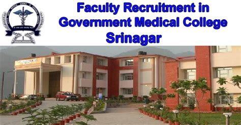 Walk In In Dehradun For Mba by Faculty Recruitment In Government College Srinagar