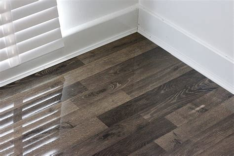High Gloss Wood Floor Finish by High Gloss Vintage Ivory Oak Floorless Floors