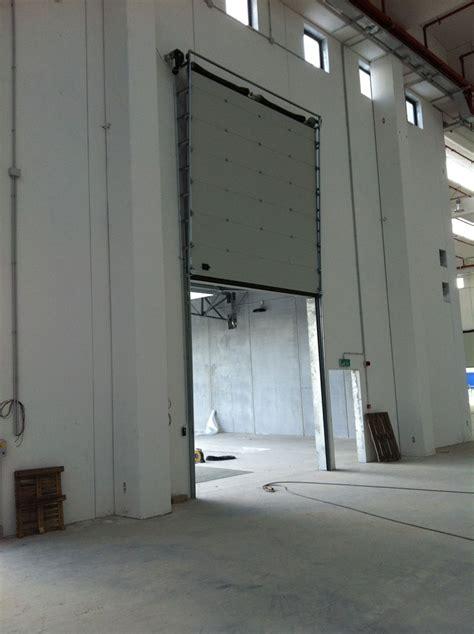 portone sezionale dwg fdimpianti portoni sezionali industriali chiusure