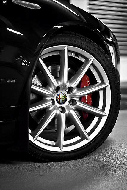 Alfa Romeo Rims by Alfa Romeo 159 19 Alloy Wheel The Stylish