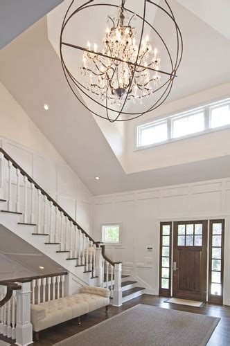 foyer guard wainscott south traditional bh entryway