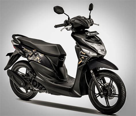 stop press honda rilis warna baru beat pop esp 2018