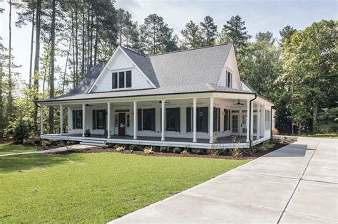 southern living dream home southern living house plan farmhouse revival dream
