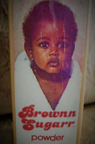 american baby powder c1960s american baby brownn sugarr talcum powder