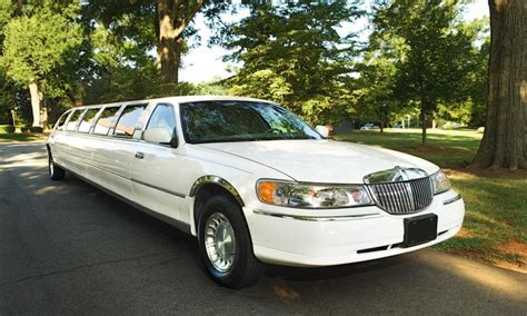 deals on limo service chauffeur services triangle limousine service groupon