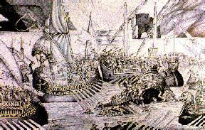 battaglia navale tra greci e persiani battaglia navale di salamina
