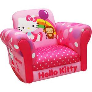 hello kitty balloon rocking chair walmart com