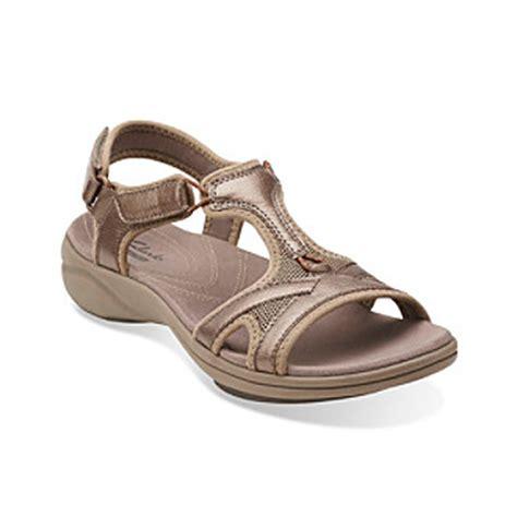 Sandal Wedges Hitam Adl clarks 174 quot inmotion sea quot casual sandals bon ton
