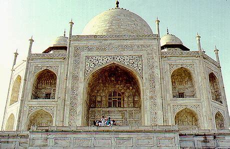 Tripod Mahal immagini dal taj mahal