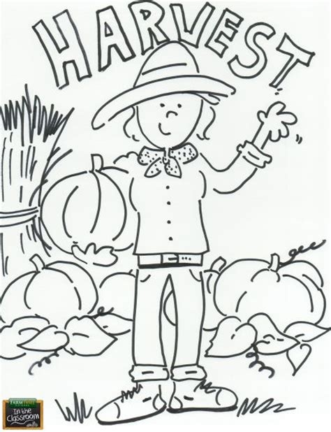 harvest coloring pages 84 best images about free teaching tools coloring