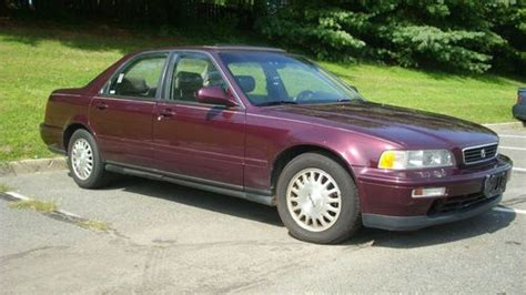 sell used 1995 acura legend l sedan 4 door 3 2l in parlin