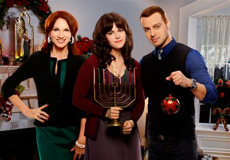 hitched   holidays hallmark channel