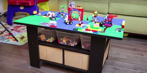 diy lego table cheap 50 diys to build a lego table guide patterns