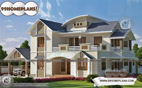 home design 99 award winning house designs in kerala residential plans