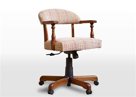 charm captains chair wood bros