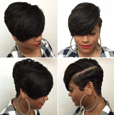 by hairstyle short healthy hair style by hairbylatise black hair