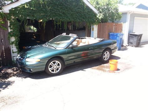 Chrysler Sebring Convertibles For Sale by 1997 Chrysler Sebring Convertible Cars For Sale