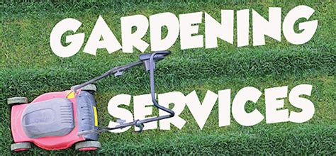 Gardening Services Let Us Help You Enjoy Your Garden This Summer West House