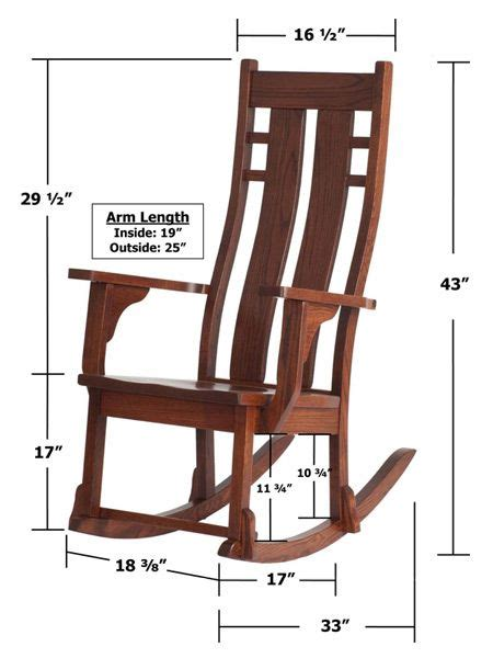 rocking chair dimensions standard rocking chair measurements search rocking chair