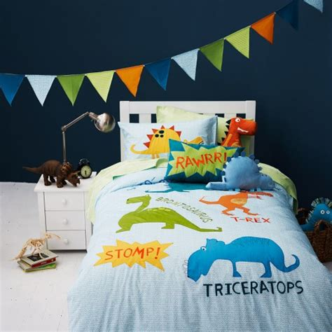 Dinosaur Quilt Cover by Dinosaur Bedding