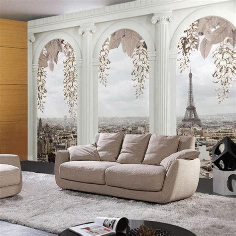custom  size  photo wallpaper  living room bedroom wall mural wall paper home decor