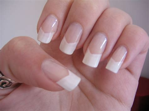 nail colors for french women different french manicure styles how you can do it at