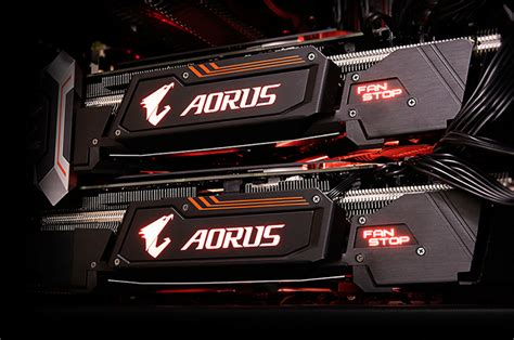 Sale Gigabyte Aorus Gtx 1080 Xtreme 8gb Gv N1080aorusx 8gd Gtx1080 gigabyte extends aorus to gpus a new geforce gtx 1080