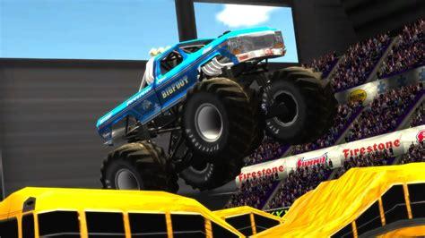 monster truck game monster truck destruction macgamestore com
