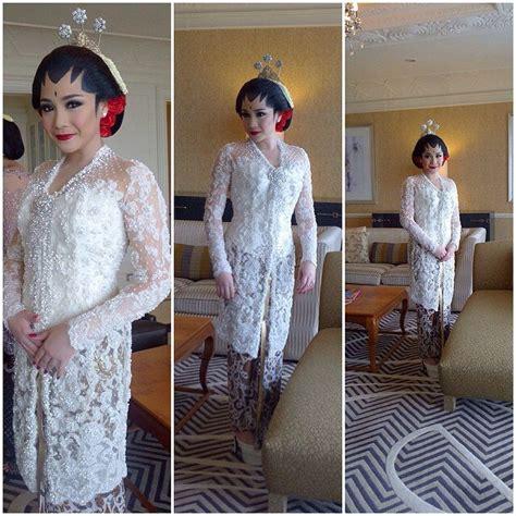 Baju Akad Nikah Berwarna dari mulai lamaran sai akad nikah inilah 10 ide busana pengantin yang layak ditiru oleh