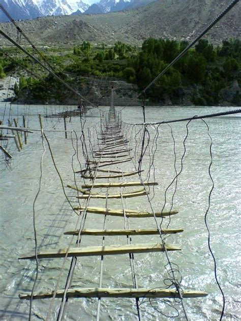 rope swing bridge incredible world s scariest swinging bridges would have