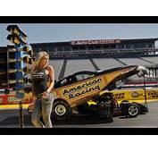 Hertz Partners With 2x NHRA Funny Car Champion Tony