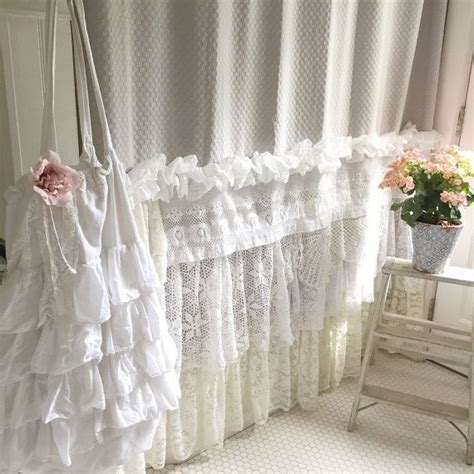 chic curtain ideas 25 best ideas about shabby chic curtains on pinterest