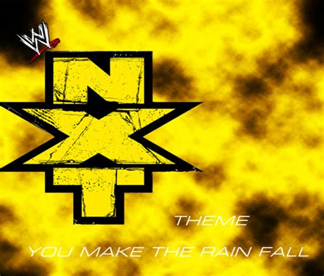 themes mobile wwe wwe nxt theme custom cover hd by mrawesomewwe on deviantart
