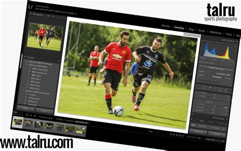 sports photography workflow sports photography workflow with adobe lightroom