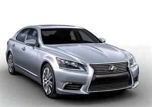 2012 lexus ls 460 sedan