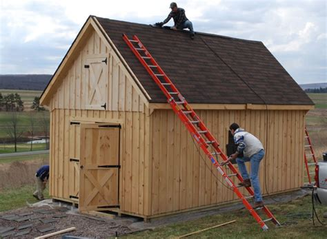 introduction to building a storage shed part 1 the