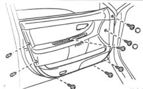 2008 toyota avalon door lock problems repair guides interior door panels autozone