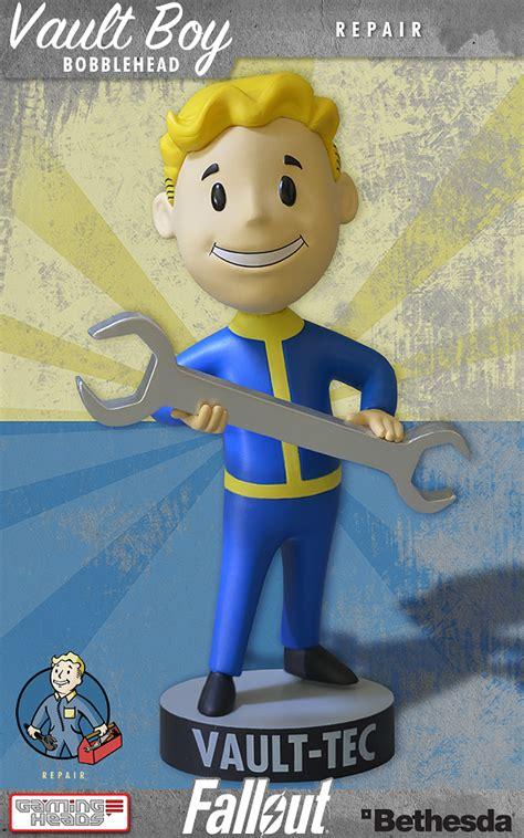 bobblehead repair gaming heads fallout 3 vault boy bobbleheads series