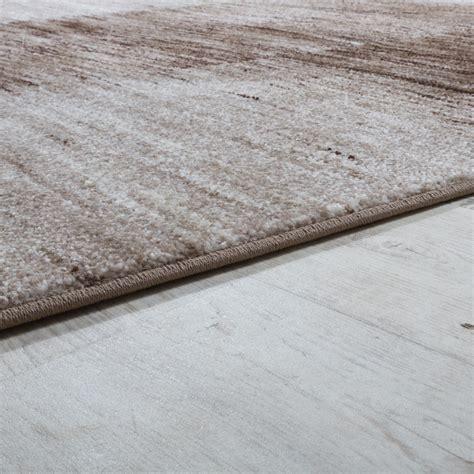 Teppich Wohnzimmer Braun by Moderner Wohnzimmer Teppich Braun Beige Meliert Karo