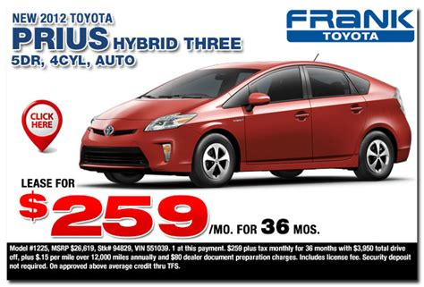 toyota dealership deals toyota car specials toyota discounts deals