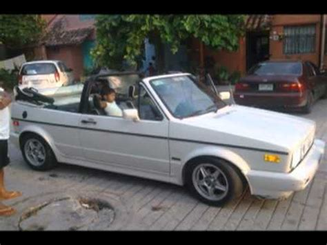 volkswagen caribe convertible caribe cabriolet youtube