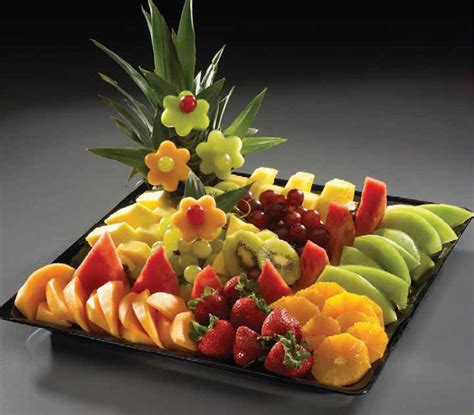 Creative Ideas To Decorate Home by Van S Evergreen Iga Party Trays