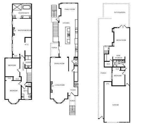 san francisco victorian houses floor plans