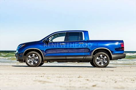 Honda Ridgeline News 2020 by Honda 2020 Honda Ridgeline Has A Completely New Look