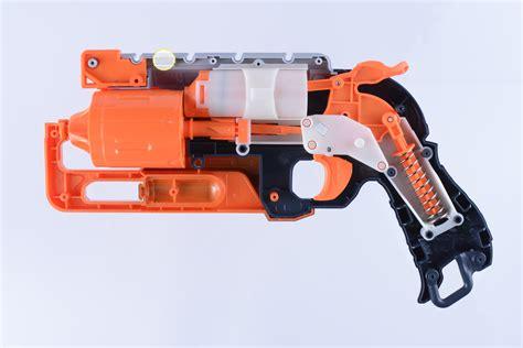 Nerf Hammershot better nerf by science the works guide strike hammershot