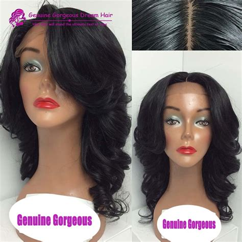 human hair wigs with scalp part down middle curly free part natural scalp silk base glueless lace front wigs