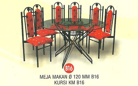 Meja Makan Polaris compass furniture and interior design restaurant set